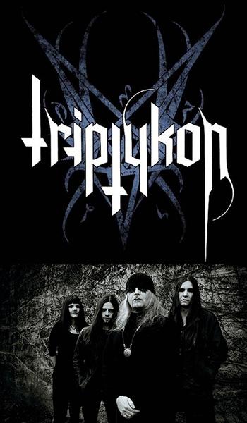 Triptykon Flyer Metal Dayz 2015