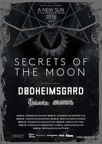 Sotm Tour 2016