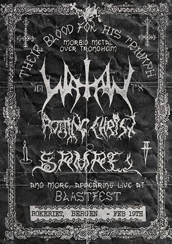 Blastfest 2015 Flyer